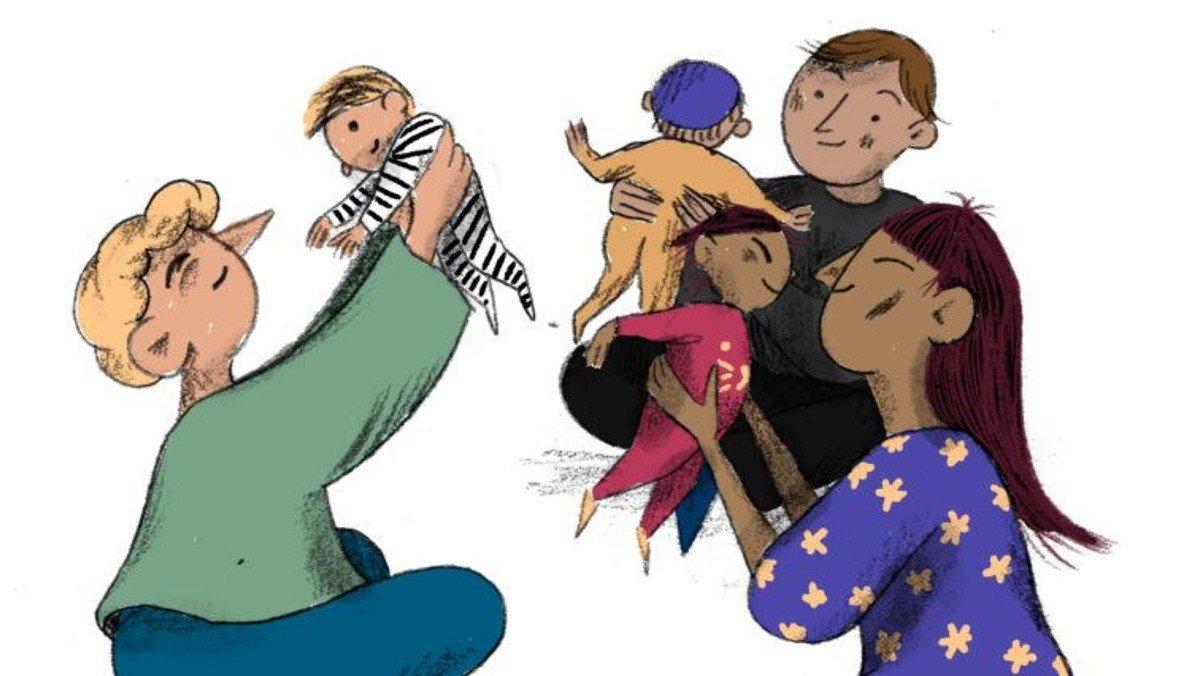 Babysalmesang og nærvær