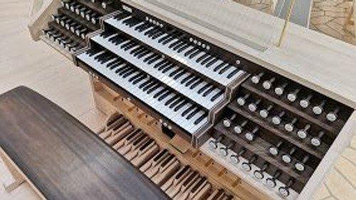 Omkring orglet - Musikalsk foredrag - husk mundbind