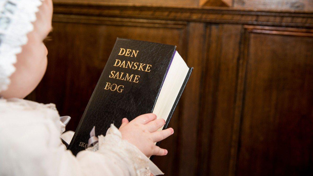 Dåbsgudstjeneste i Ledøje Kirke