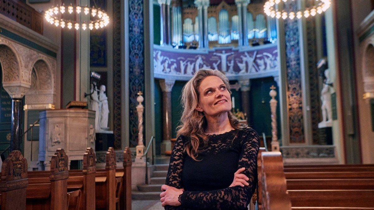 """Foredrag: Sørine Gotfredsen """"Som Sørine læser Bibelen"""""""