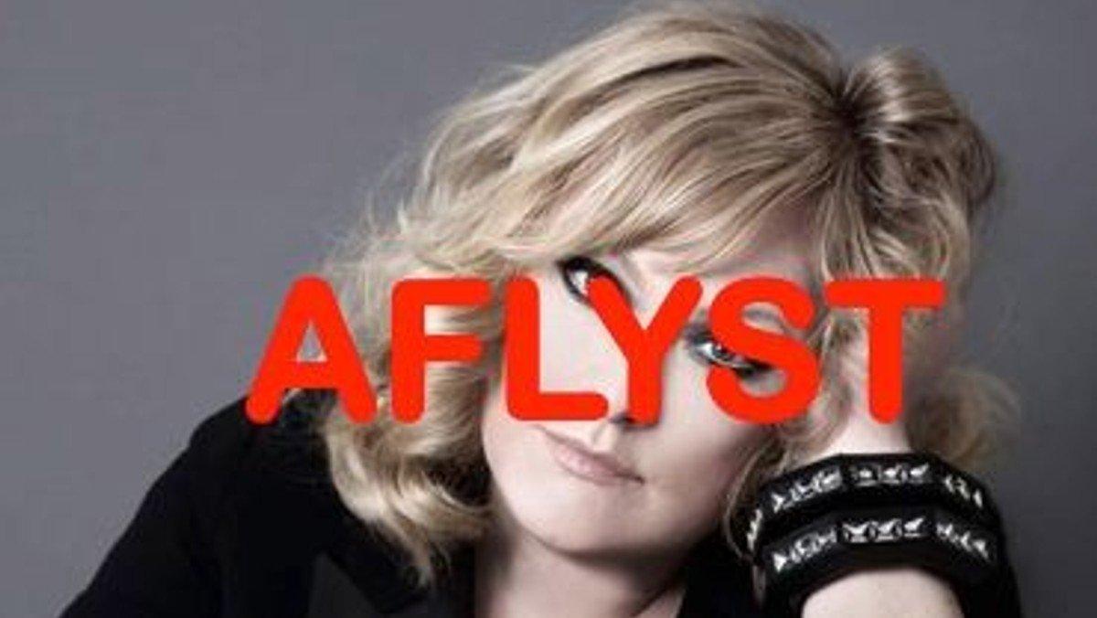 AFLYST Julekoncert med Marie Carmen Koppel
