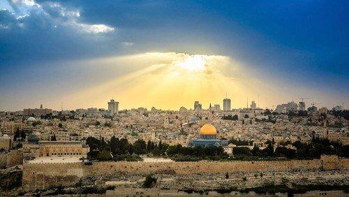AFLYST Israelsmøde - Jesu genkomst og Israel