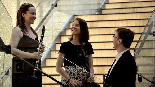Koncert med klarinettrio