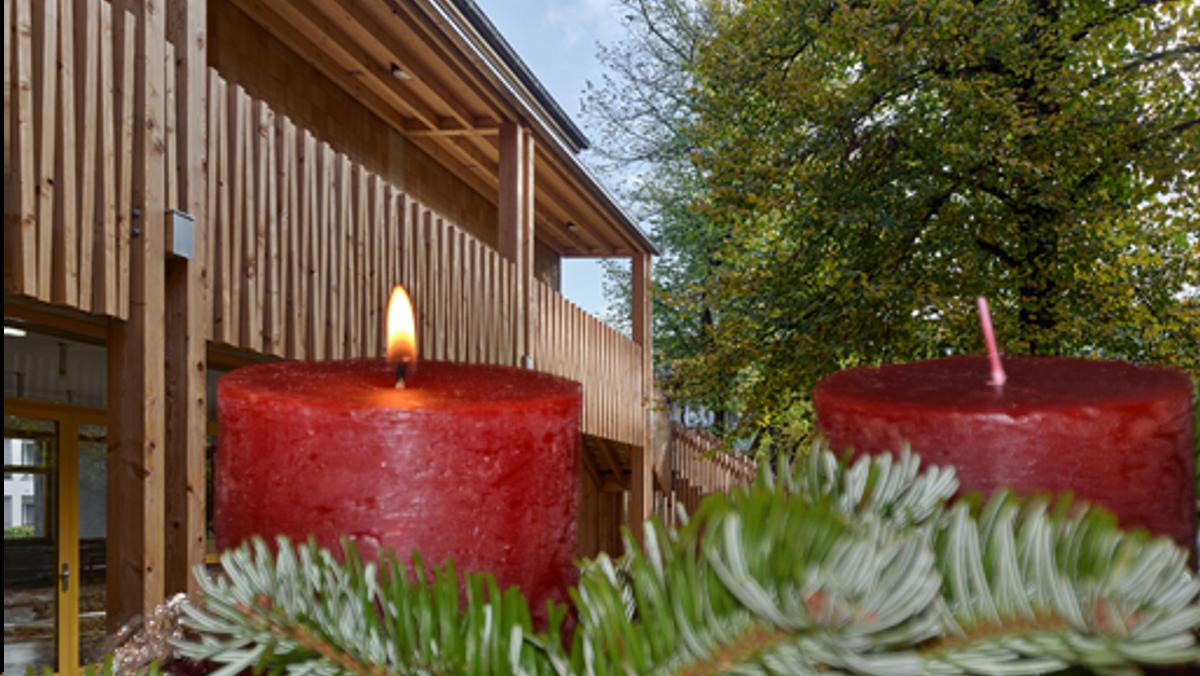 Familiengottesdienst zum 1. Advent und Eröffnung des Gemeindehauses