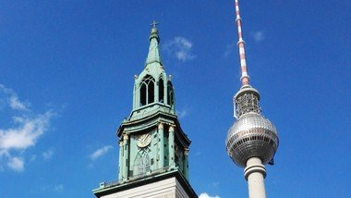 St. Marien – Kirche im Stadtkern