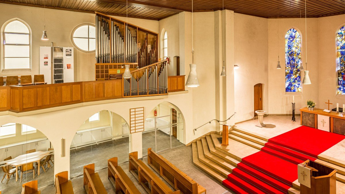 Orgelkonzert zum Ende des Jahres
