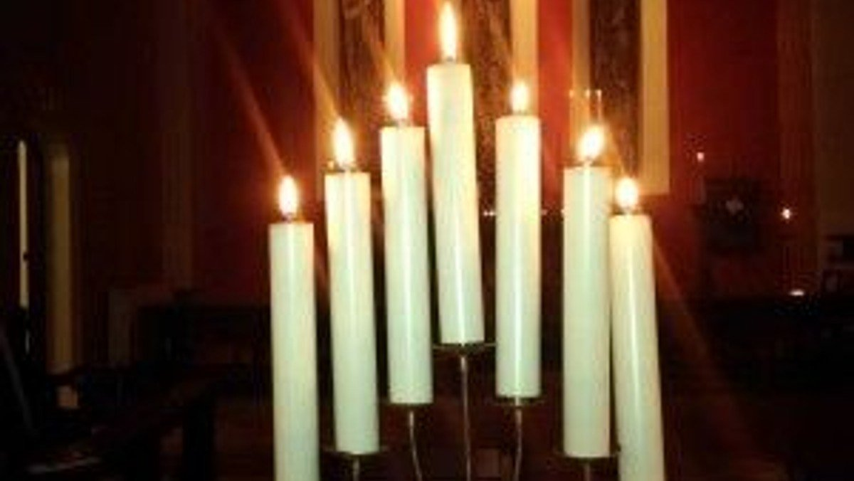 Parish Mass, for Advent Sunday, streamed  on YouTube