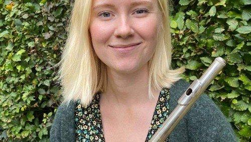 Koncert med fløjtenist Marie Haugejorden Schau