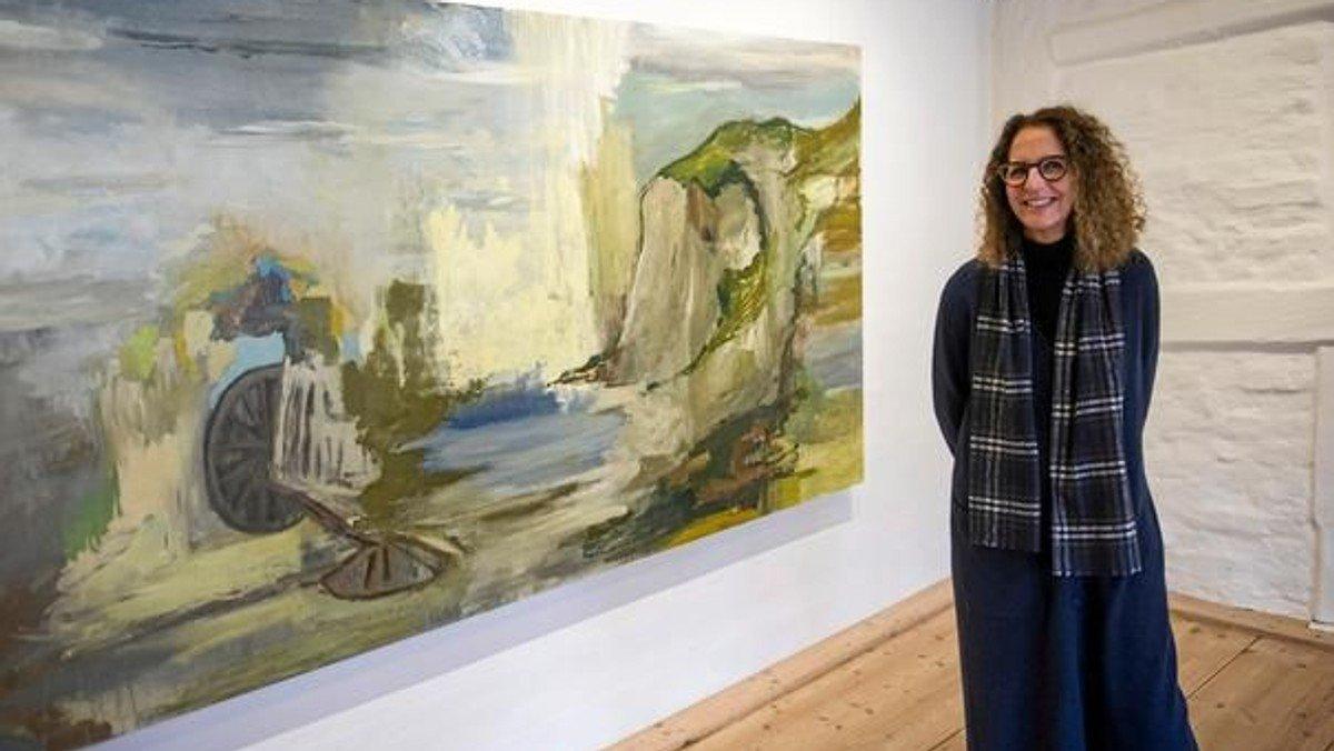 AFLYST - Mellem himmel og jord - Maja Lisa Engelhardt fortæller; Mit kunstnerliv
