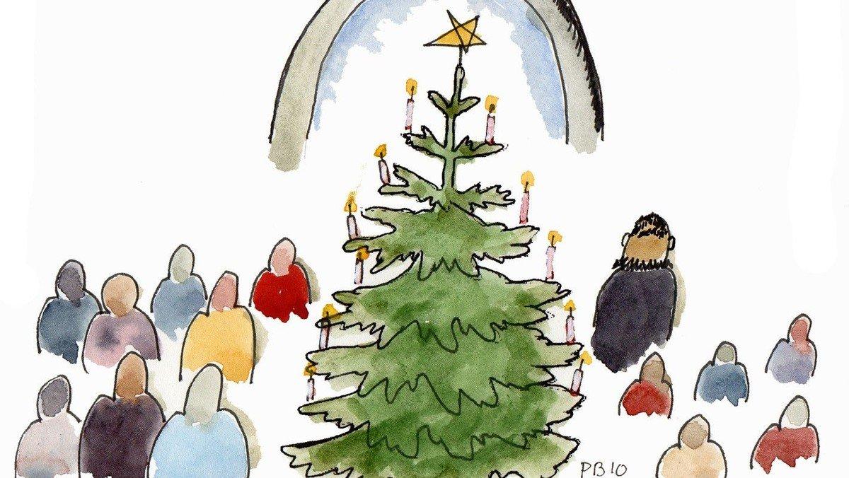 AFLYST - Julemøde