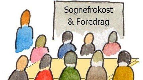 Sognefrokost & Foredrag ved Martin Schwarts Lausten