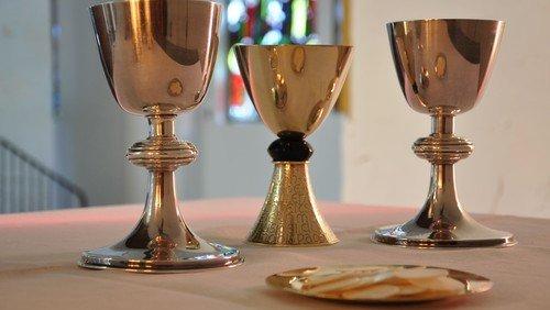 Abendmahlsgottesdienst - Gedenken an die Novemberpogrome