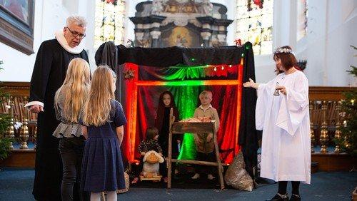 Julegudstjeneste for børn med tilmelding