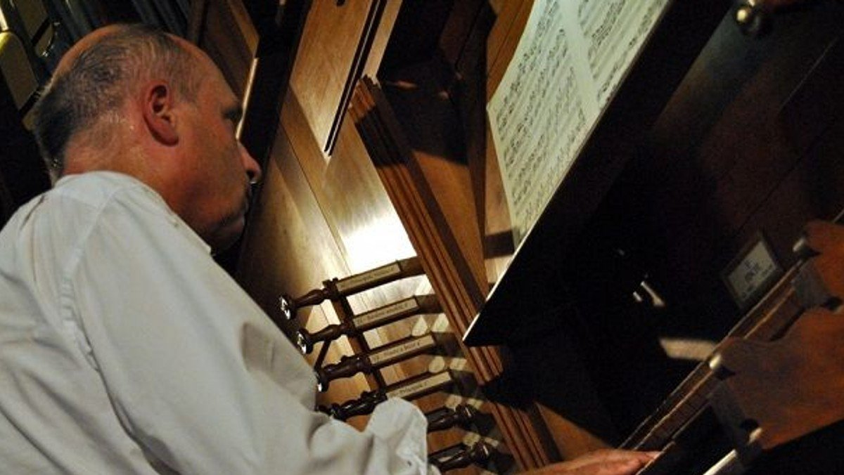 Helligaandskirkens Internationale Orgelfestival: Franz Hauk (Coronapas påkrævet)