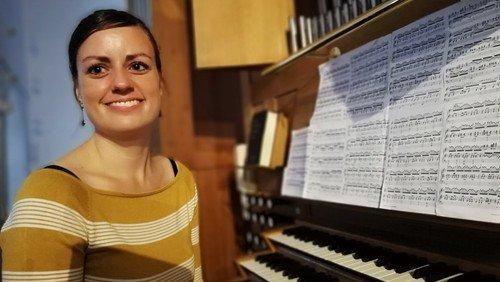 Helligaandskirkens Internationale Orgelfestival: Tina Christiansen (Coronapas påkrævet)