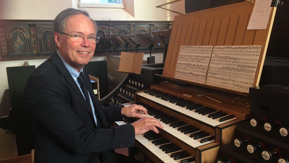 Helligaandskirkens Internationale Orgelfestival: Flemming Dreisig