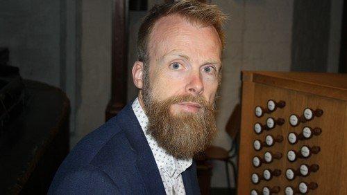 Helligaandskirkens Internationale Orgelfestival: Christian Præstholm (Coronapas påkrævet)