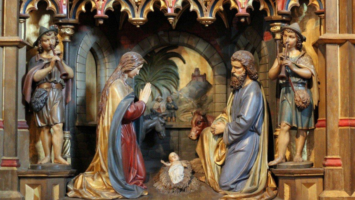 Olivier Messiaens La Nativité (fødslen) for orgel