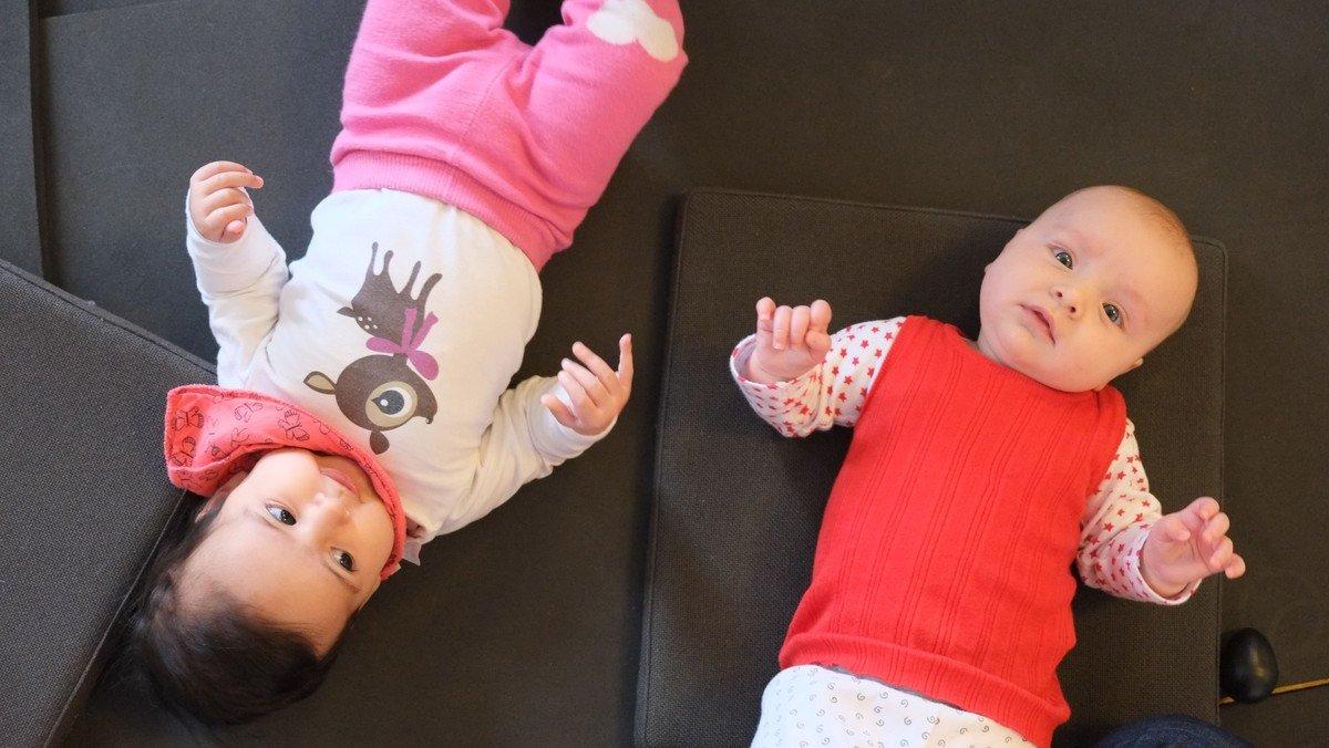 AFLYST Babysalmesang i Frederiksholm kirke - to hold