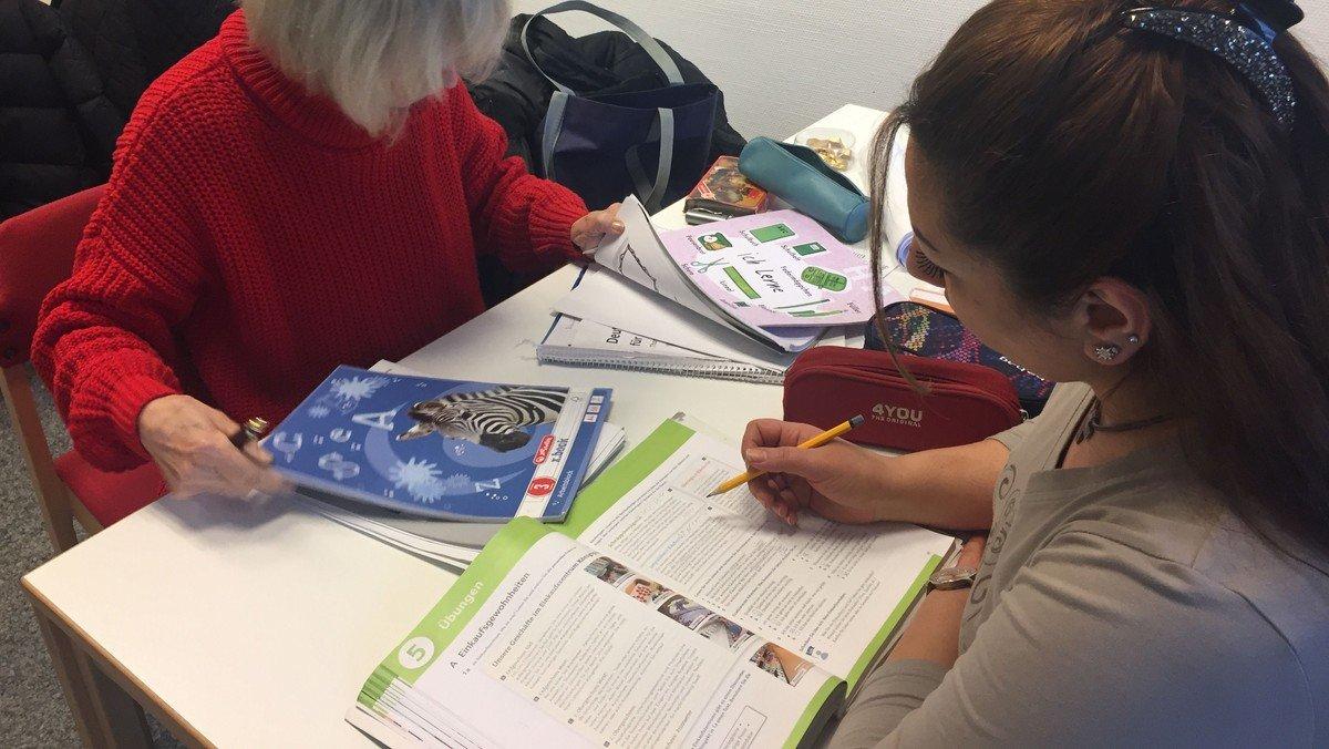 InKom Asyl - Sprachunterricht