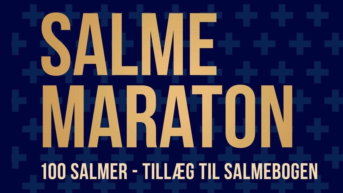 Salmemaraton 100 salmer - Tillæg til salmebogen i Vigerslev Kirke