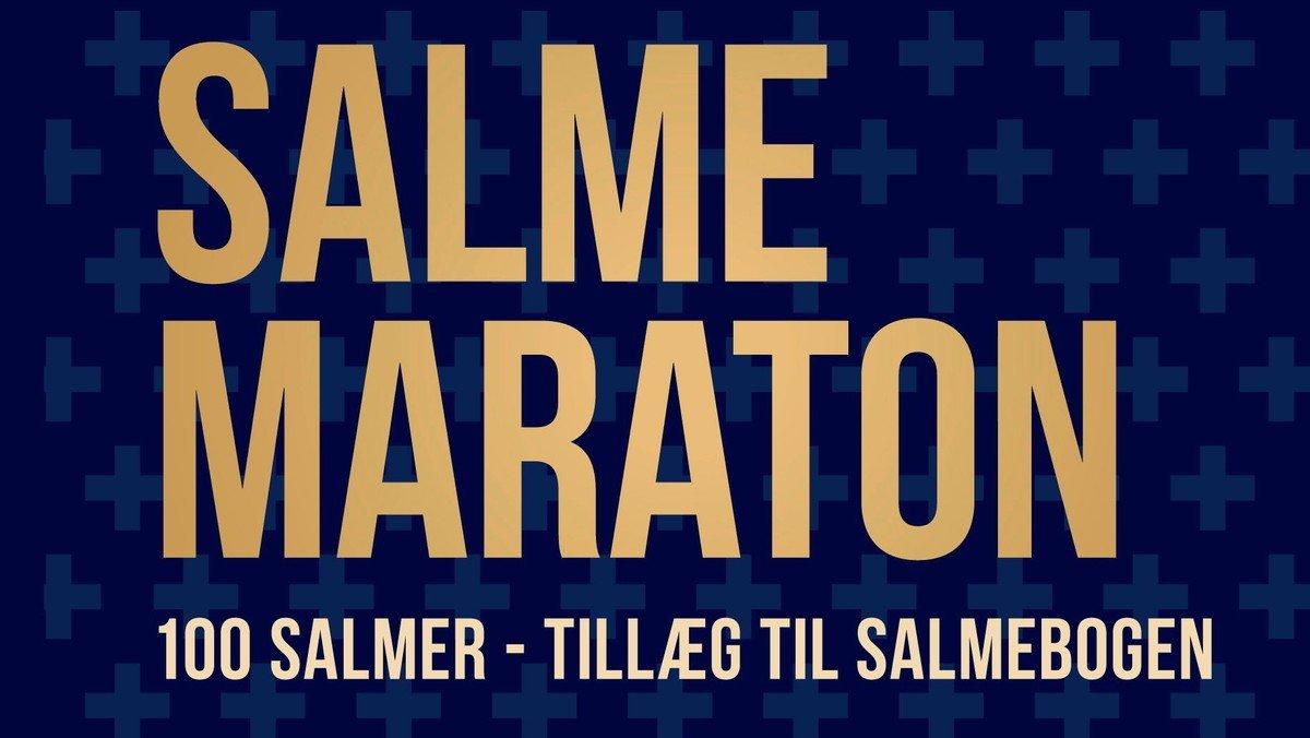 Salmemaraton 100 salmer - Tillæg til salmebogen i Hyltebjerg Kirke (afslutning)