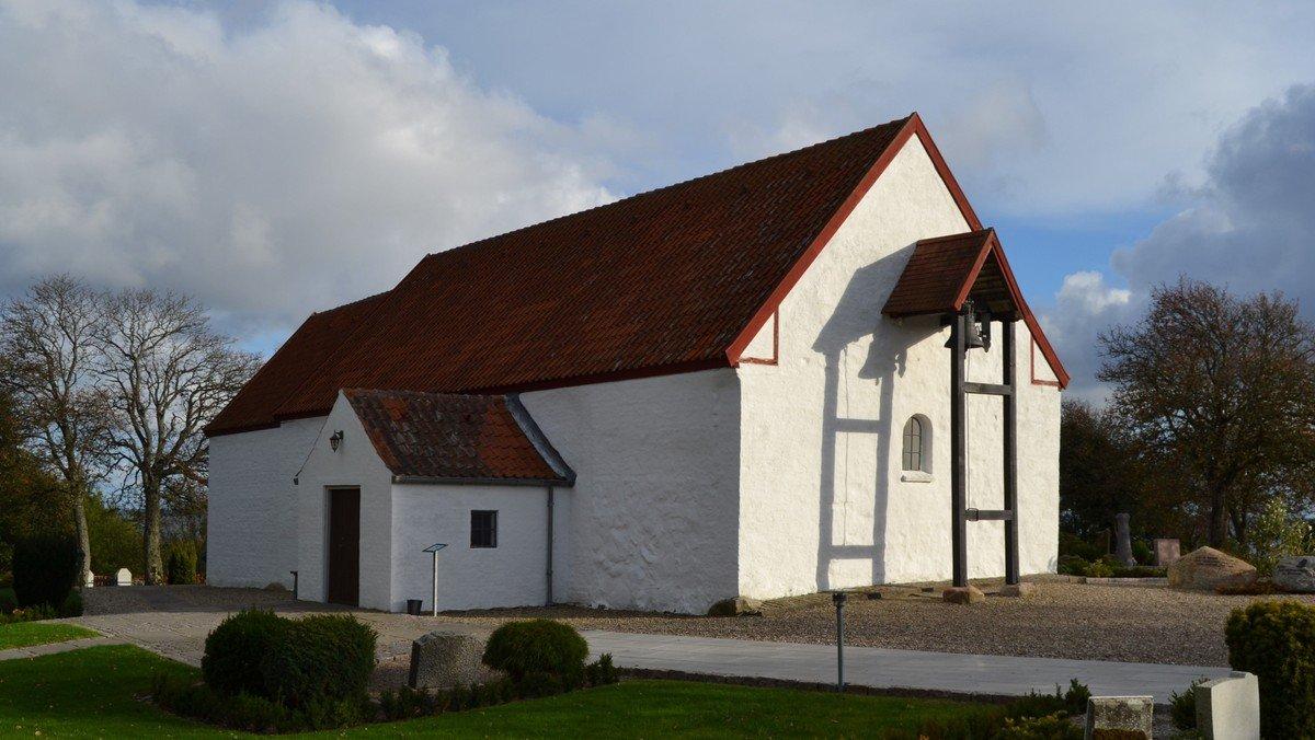 Høstgudstjeneste i Louns Kirke