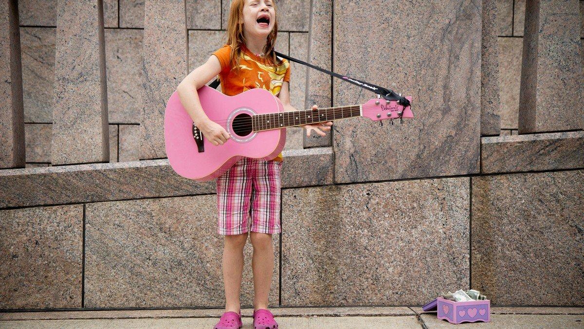 Gospel kids - Nøvling