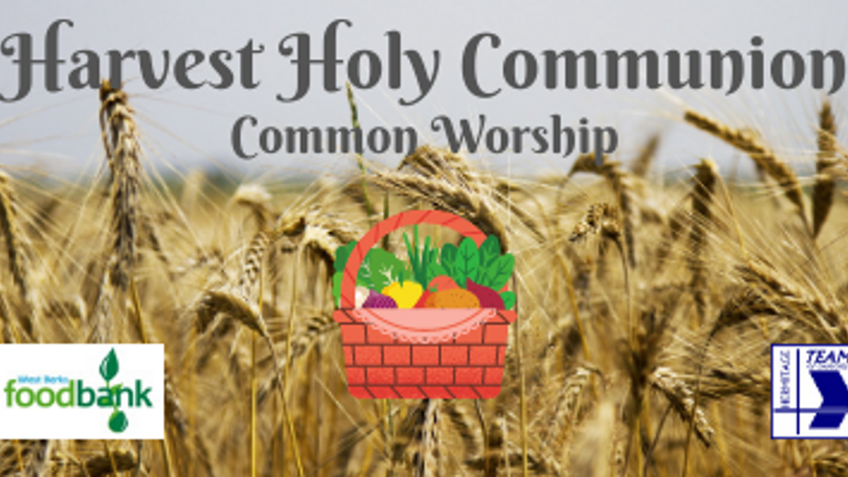 Harvest Holy Communion (Common Worship)