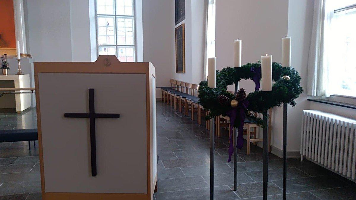 1. søndag i advent: 9.00-Gudstjeneste
