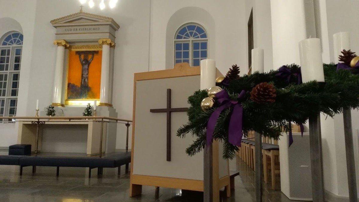 3. søndag i advent: Gudstjeneste