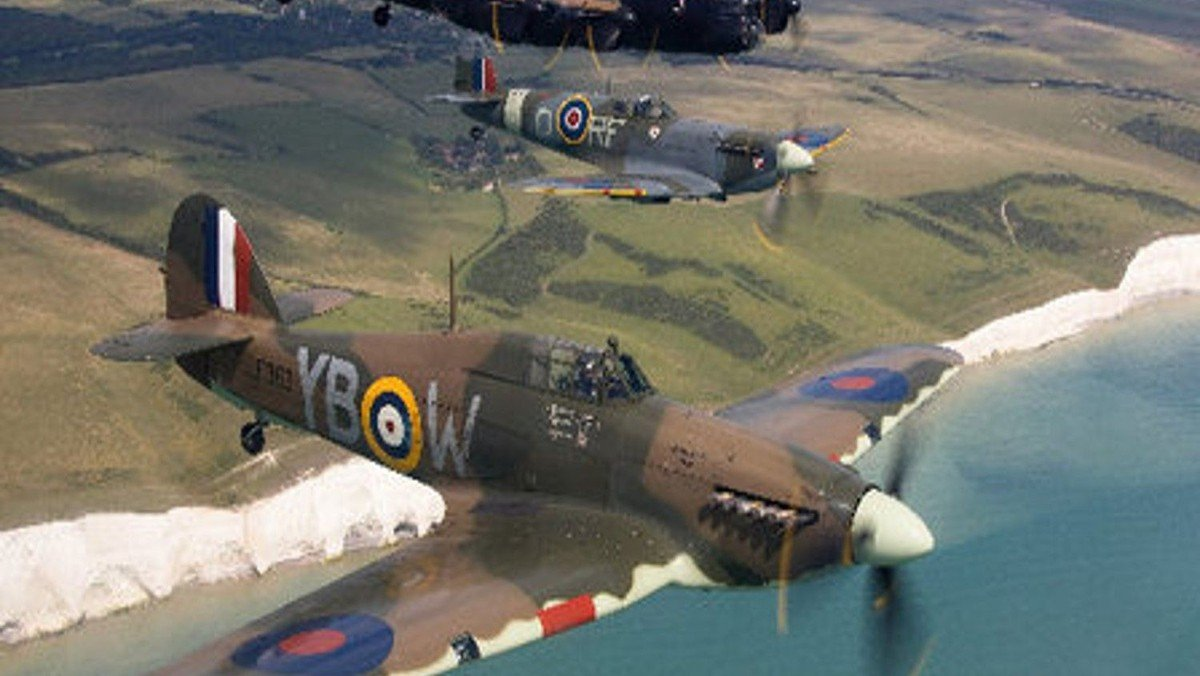 Battle of Britain Service of Remembrance