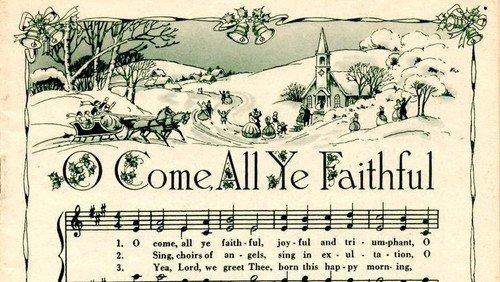 Christmas Carol Sing-Along med tilmelding
