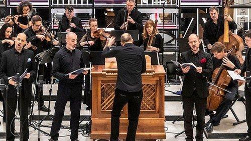Bach-gudstjeneste