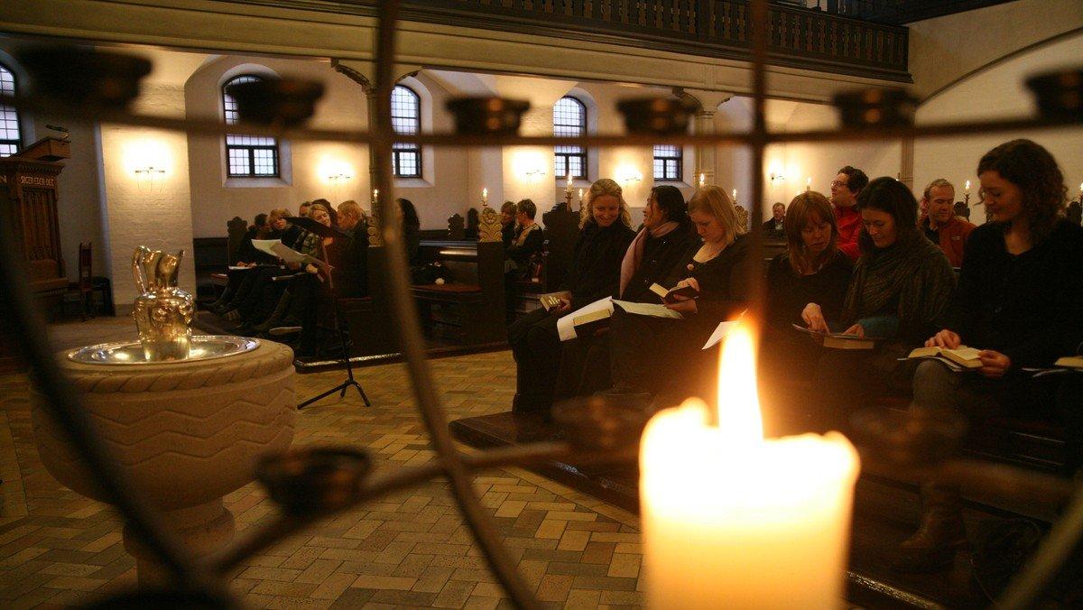 Sammen om sorgen - musikgudstjeneste ved allehelgen