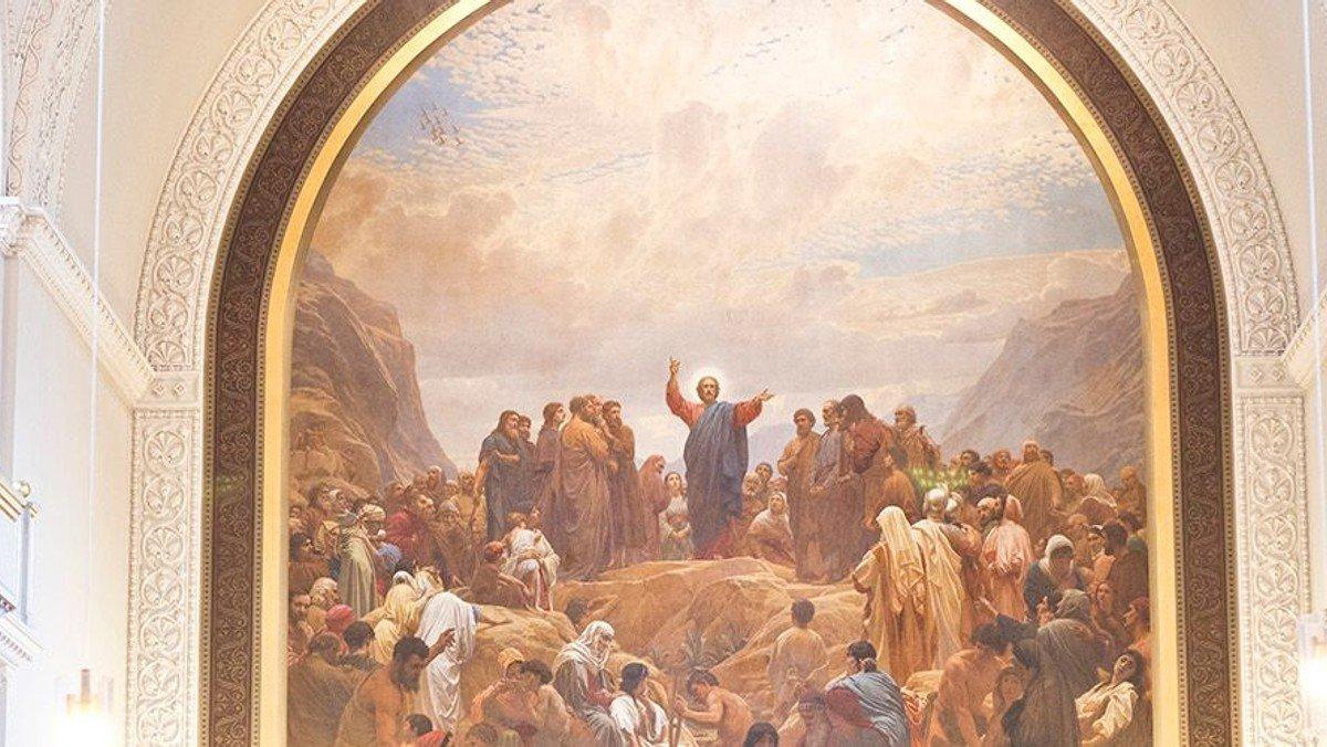 Gudstjeneste med konfirmation i Sct. Matthæus Kirke