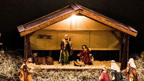 Julegudstjeneste for institutionsbørn