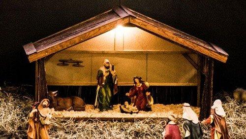 Julegudstjeneste for skolebørn