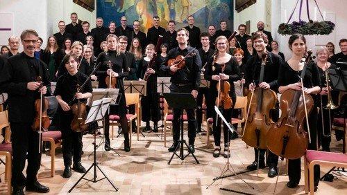 Koncert: Mozarts Requiem