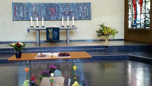 Gottesdienst Christuskirche - Erntedank