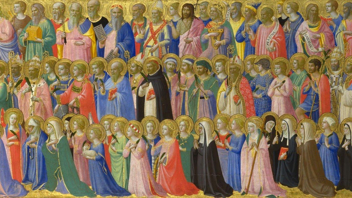 Class: A Great Cloud of Witnesses: Ancestor Traditions from Around the World