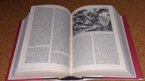 Bibelstunde mit Pfarrer Lübke