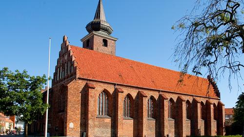 Interaktiv gudstjeneste i Klosterkirken