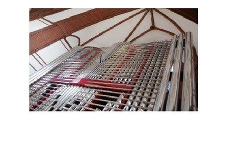 Orgelmusik zum Pilgern - bunt gemischt - Eintritt frei