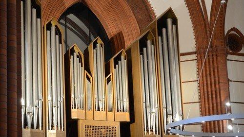 Wiedereinweihung der Orgel