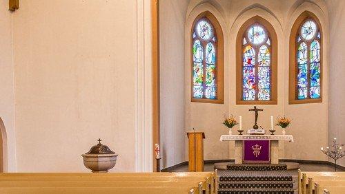 Gottesdienst mit Taufen in Waidmannslust