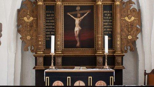 Alle Helgens Gudstjeneste i Fræer kirke