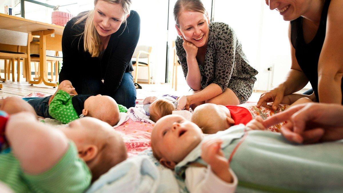Babysalmesang - hold i 2020 er fuldt bookede. Nye hold starter til januar 2021!