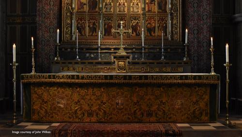 No Parish Eucharist today