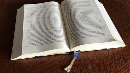 Bibelkreis: Das Buch Ester